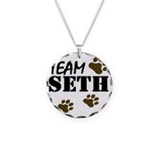 teamseth1 Necklace Circle Charm