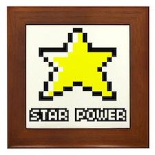 Star-Power Framed Tile