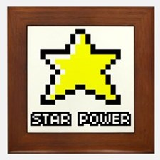 Star-Power Framed Tile