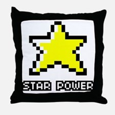 Star-Power Throw Pillow