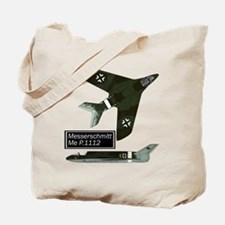 Me P.1112_messerschmitt Tote Bag