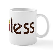 Eat Less Mug
