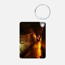 Covered Walk in Whitechape Keychains