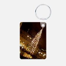Christmas in Trafalgar Squ Keychains