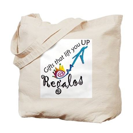 """Regalos"" the gift Tote Bag"