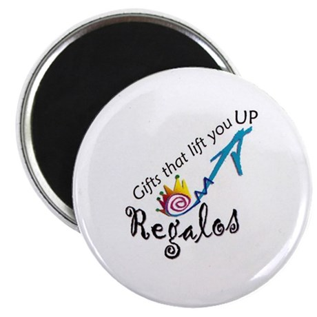 """""""Regalos"""" the gift 2.25"""" Magnet (100 pack)"""