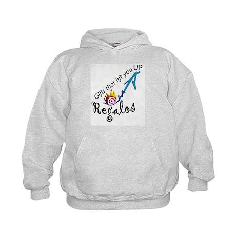 """""""Regalos"""" the gift Kids Hoodie"""