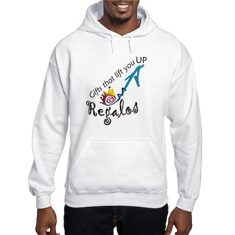 """Regalos"" the gift Hooded Sweatshirt"