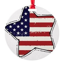 flag Ornament