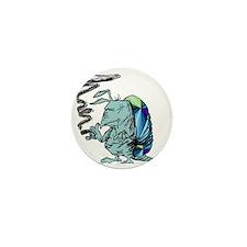 lamar madillo (2) Mini Button