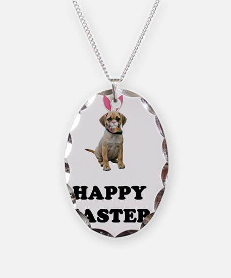 FIN-puggle-easter Necklace