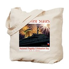 National Flagship Celebration Day Tote Bag