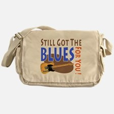 stillgottheblues Messenger Bag