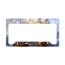 Constellation Edited large po License Plate Holder