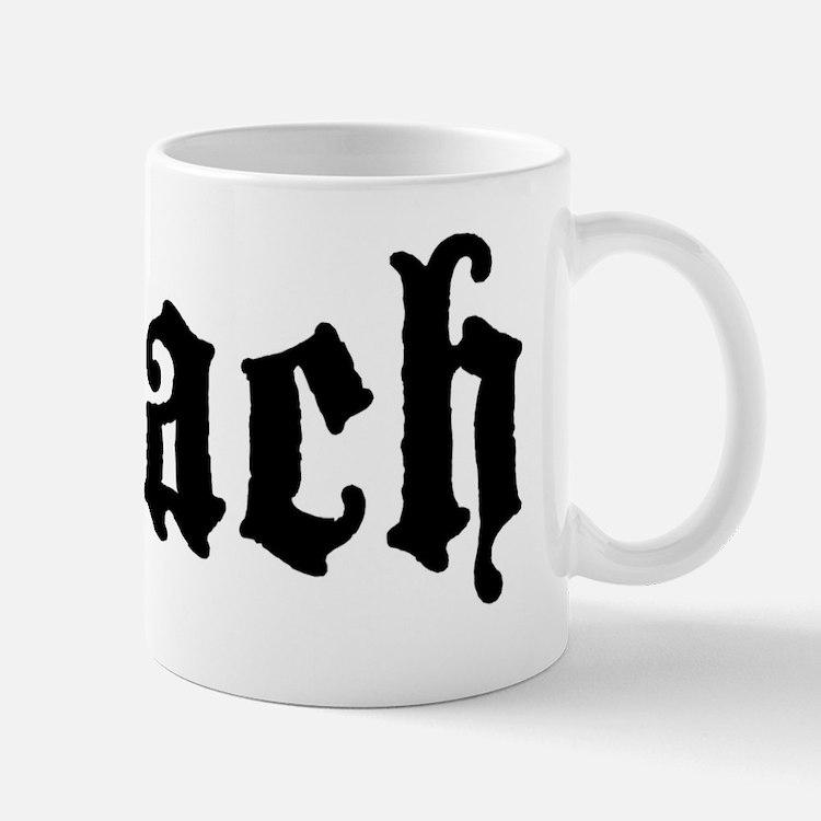 Bleach Mug