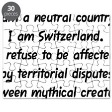 I Am a Neutral Country Puzzle
