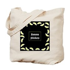 BananaStickersBox Tote Bag