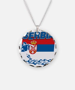 soccer player designs Necklace