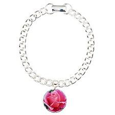 Pink Ballet Skirts Rose Bracelet