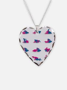 Bunny_ vector_16 Necklace