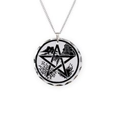 chrissy20pentacle20sm Necklace