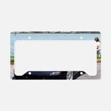Rx7 License Plate Holder