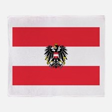 Austria Throw Blanket