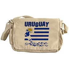 uruguay1 Messenger Bag