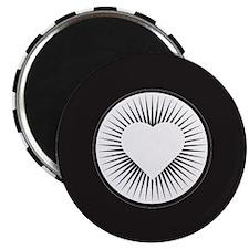 Gear Heart Magnet