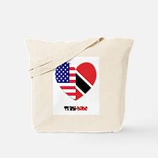 """Trinidadian """"Trini-babe"""" Tote Bag"""