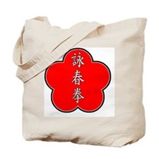 wingchunkuen - plum Tote Bag