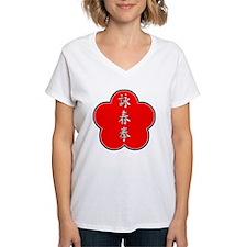 wingchunkuen - plum Shirt