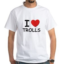 I love trolls Shirt