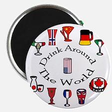 DrinkAroundTheWorld Magnet