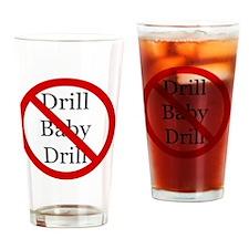 drill Drinking Glass