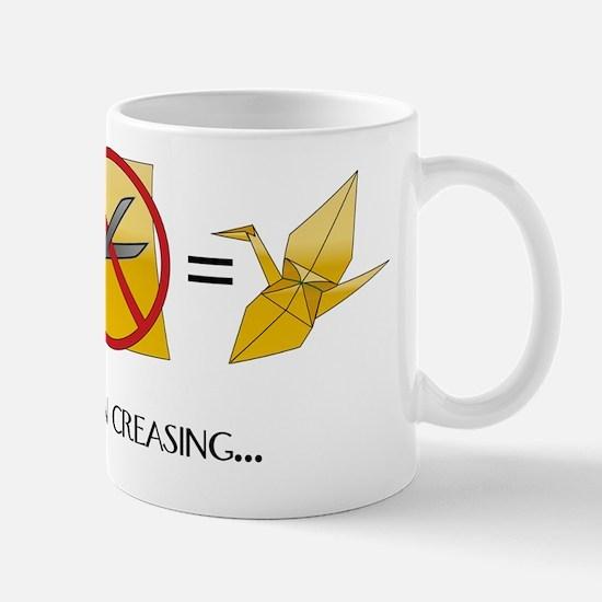 NoScissorsNoGlueL Mug