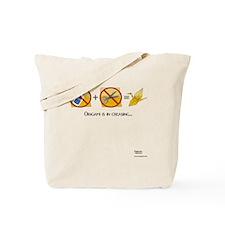 NoScissorsNoGlue Tote Bag