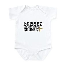 LAISSEZ LES BON TEMPS ROULER! Infant Bodysuit