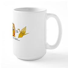 NoScissorsNoGlue10x3 Mug