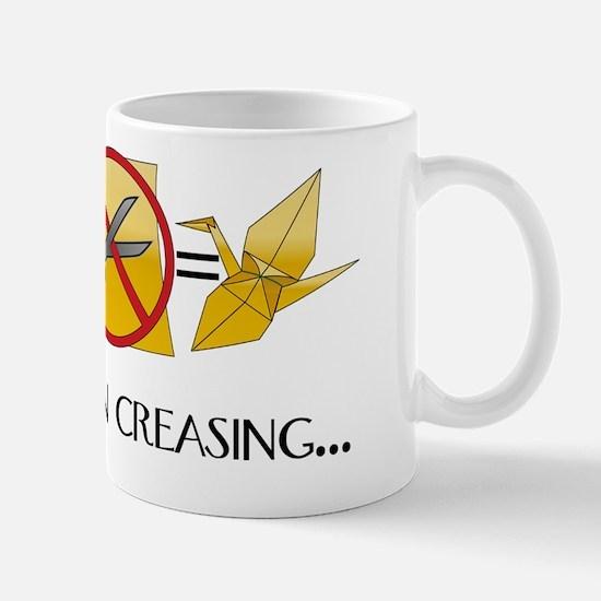 NoScissorsNoGlueTiny Mug