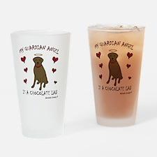 ChocoLab Drinking Glass