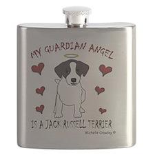 JackRussellBlk Flask