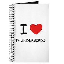 I love thunderbirds Journal