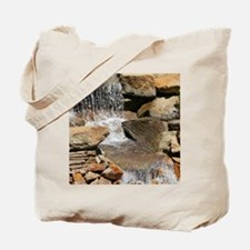 Tiered Waterfall Tote Bag