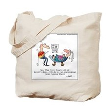 INNER FEELINGS by April McCallum Tote Bag