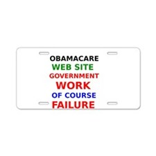 Obamacare Government Web Site Of Course Failure Al