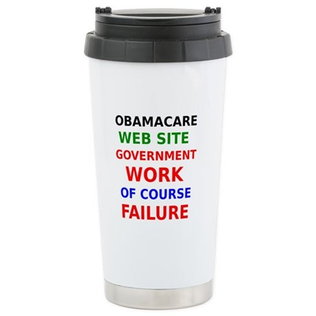 Obamacare Government Web Site Of Course Failure Tr