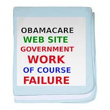 Obamacare Government Web Site Of Course Failure ba