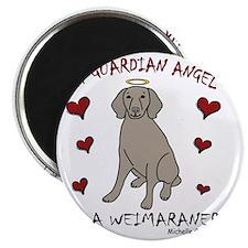 4-Weimaraner Magnet