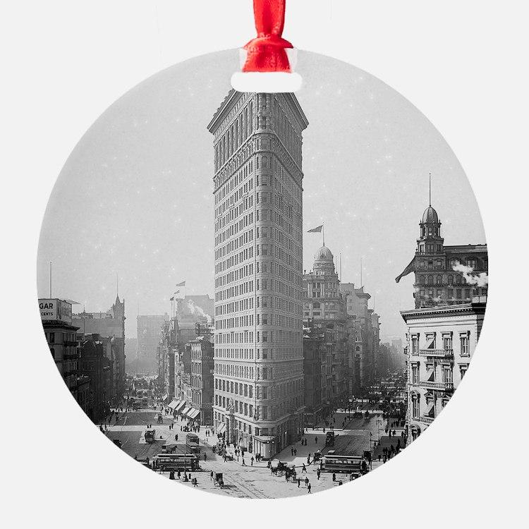 Flatiron Building Ornament
